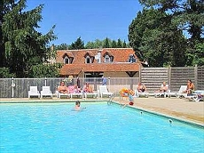 campingplass Sites & Paysages Les Saules