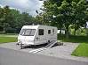 The Caravan Club Site Tredegar House
