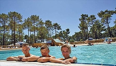 campingplass Camp�ole M�doc Plage