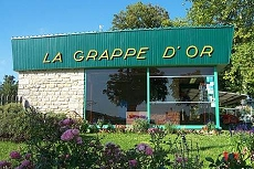 campingplass La Grappe d'Or