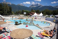 campingplass International du Lac d'Annecy