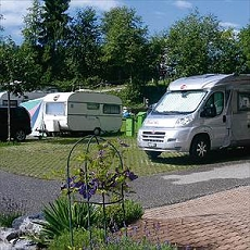 campingplass Flims