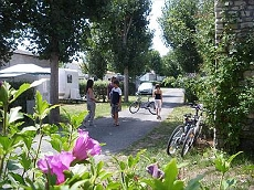 campingplass Le Maine